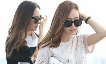 韓版希爾頓姐妹花~Jessica & Krystal的家