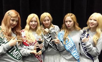 網友票選最強新人:WINNER、Red Velvet、MAMAMOO
