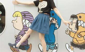 今夏最強的顯瘦神裙!繽紛色系高腰A字裙