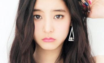 Krystal+金智媛的化身,日本雜誌新女神