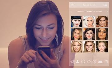 30秒打造完美妝容,3D智慧型化妝神器給你「好看」