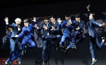 Super Junior出道10周年特別專輯趴吐《Magic》預告公開