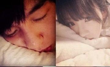 太妍與伯賢,交往1年3個月後分手