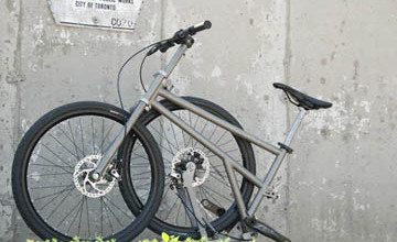 Helix告訴你,折疊單車還可以再小一點!