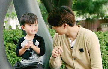 可愛度直逼天際 沒有血緣的兄弟 泰吳和Kai的相逢