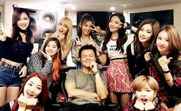 JYP打造Miss A後繼者 9人女團TWICE預告殭屍風