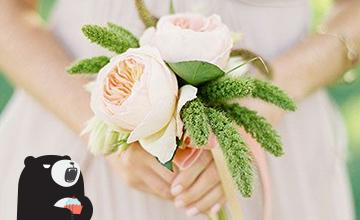 關於婚禮的所有 : 不可缺少的裝飾