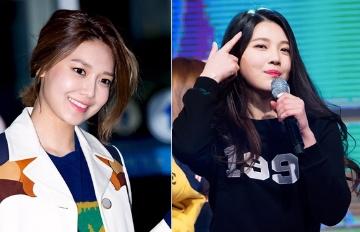 韓國女團「秀英」的秘密,你發現了嗎?