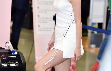 繼珉雅後,Girl's Day另一位成員的「超短洋裝 」又差點引發大亂