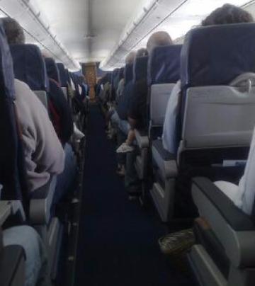 你每次都會用到!飛機上最髒的地方是這