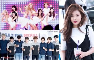 光聽前奏就知道!韓團歌曲YouTube點擊數 Top10