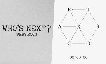 「真的不是YG的預告嗎 ><!!」EXO的回歸照意外說出粉絲的心聲?