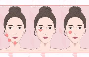 擺脫泡泡眼、浮腫臉只需30秒!簡單五步驟消除臉部水腫★