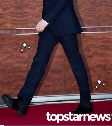 比身高破185還驚人 光是腿長就有110公分的男偶像
