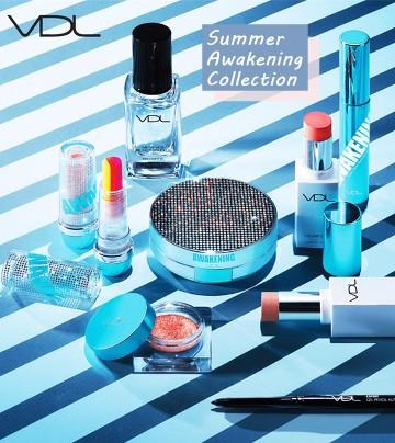 荷包請小心,蘭芝、VDL連發超美夏季海洋彩妝❤❤❤
