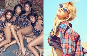 Sistar→太妍 夏日Summer Queen寶座鹿死誰手?
