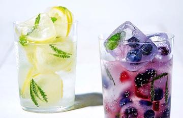 自製韓妞最愛的水果冰塊,凍住你的夏天^^
