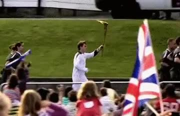 總有人想滅火...奧運聖火的命運好多舛TAT