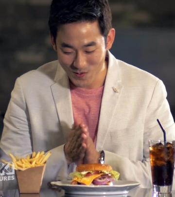 【Piki Pictures】吃漢堡時經常發生的悲劇