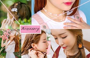 注重時尚細節的韓妞怎能错過「它 」♡偶像和韓妞們都愛的平價飾品品牌