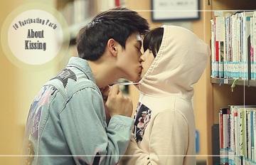 原來有人會恐懼KISS!?  關於接吻你不得不知的10個有趣事實