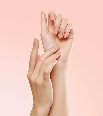 女人老就是看手!纖纖玉手的保養其實超簡單