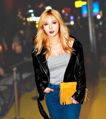 韓國本土兩大潮牌開幕 泫雅、Dara紛紛到場助陣