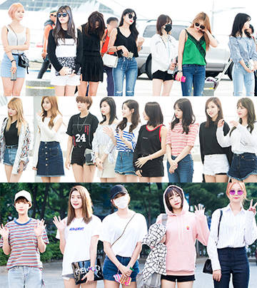 韓妞都在我後面♡♪♬今年夏天女團私服正流行的單品HOT 8