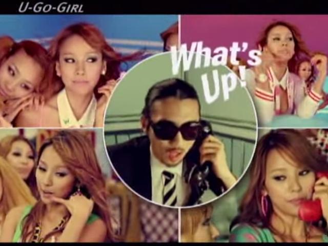 李孝利 - U-Go-Girl   (2008.07.14.)  作為solo女歌手之TOP的李孝利,不管是在氣勢、音樂性還是舞蹈,當時都是無可匹敵!