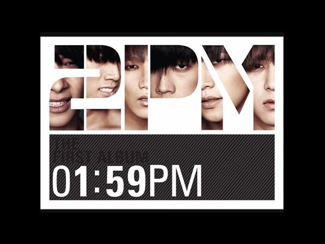 2PM - 10分滿分的10分  (2008.08.29.)  當時在舞台上翻滾、跳躍等,帶來衝擊性舞台的2PM,讓這首出道曲就讓他們大紅!