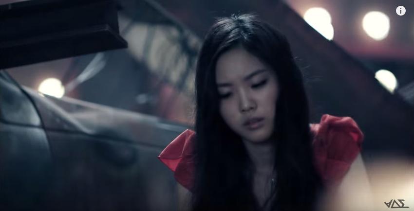 Apink 娜恩 - BEAST Breath MV