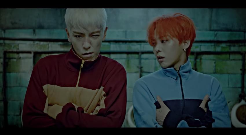 BIGBANG子團 (2010年) 成員:G-Dragon、T.O.P 代表作:HIGH HIGH、Knock Out、OH YEAH、ZUTTER