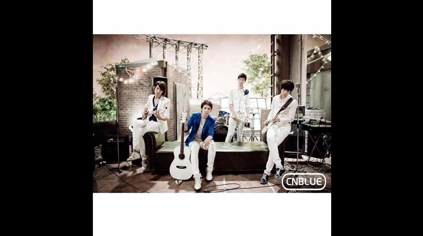 CNBLUE - Love Light (同張專輯主打歌:LOVE)