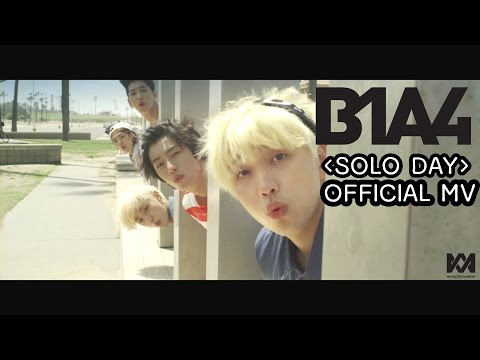 B1A4 - SOLO DAY