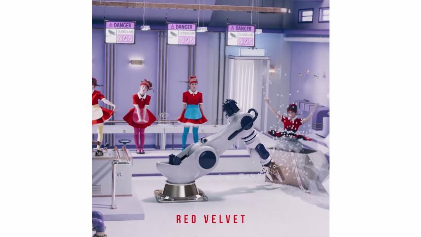 Red Velvet - Dumb Dumb (2015)  大公司很少會走這種怪奇路線,但是反而跟Red Velvet超搭的~teaser的高質感就讓人超期待新歌der~