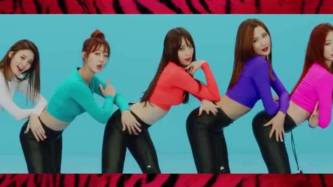 EXID - UP&DOWN (出道曲: WHOZ THAT GIRL) 提到這首歌就不能不提因為飯拍而翻紅的傳奇  看看三胞胎中的民國配合著up&down旋律上下刷牙的可愛模樣就知道 這首歌在韓國的火熱程度!  *連結失效時 請連至影片出處