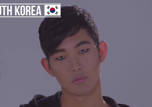 想要看一下西方人眼中帥氣的韓國歐巴標準?請戳偶戳偶XD  *無法播放時,點擊連接至原出處