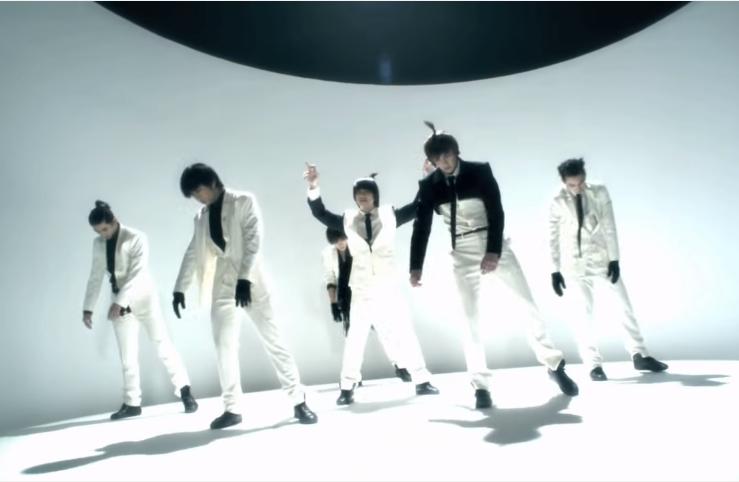 TOP 7. 2PM - Heartbeat 6.1%, 4,528票