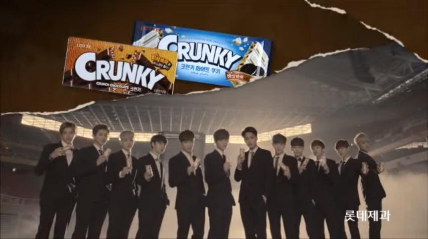 是說能把巧克力廣告拍得像武打片,也是滿有創意的啦XD