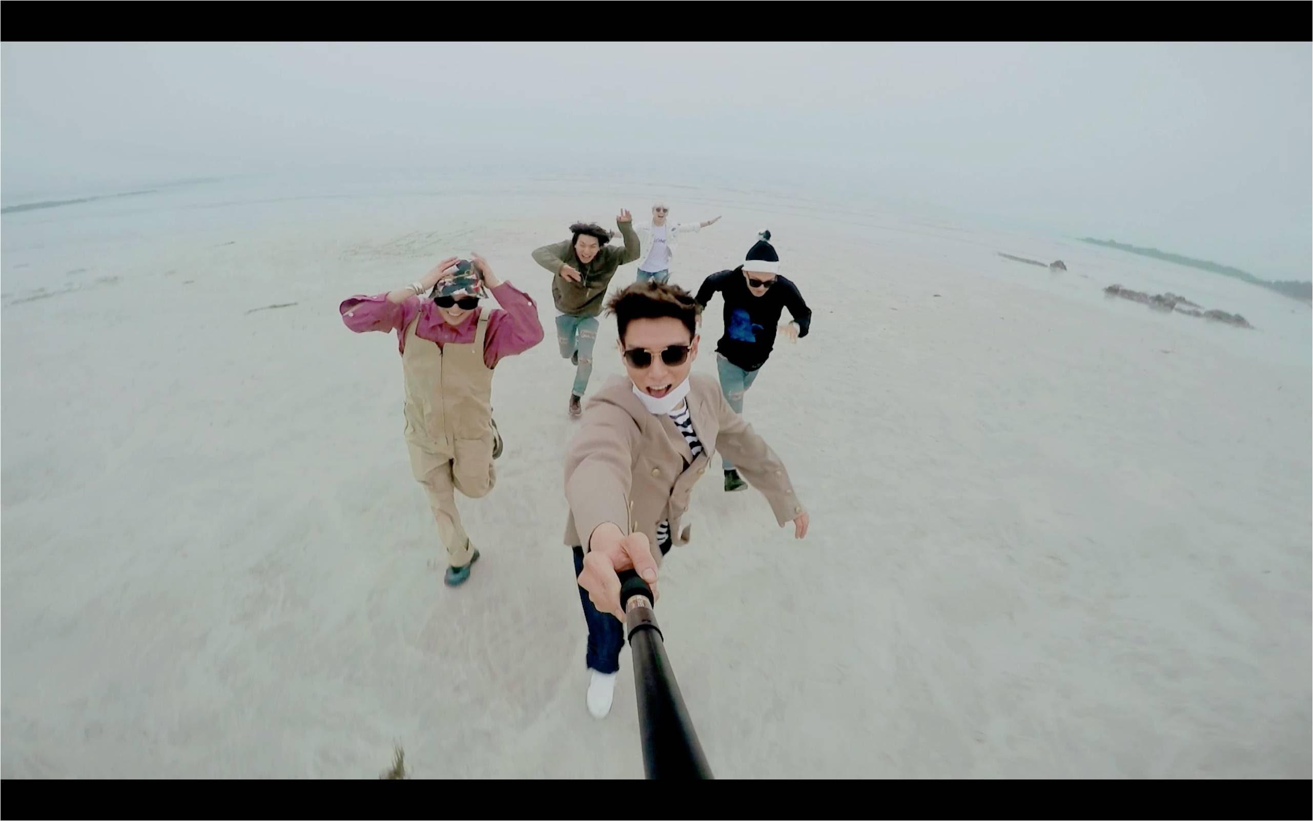 BIGBANG〈WE LIKE 2 PARTY〉 作詞:KUSH, T.O.P, TEDDY, G-DRAGON 作曲:서원진, KUSH, TEDDY, G-DRAGON