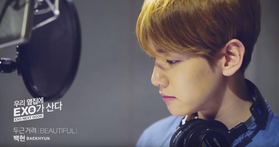 這首歌是網路劇《我的鄰居是 EXO 》的 OST ´ω`