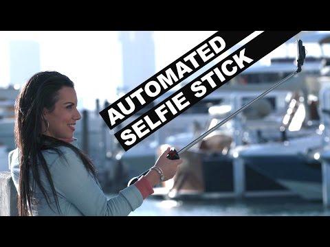 全自動自拍棒! Automated Selfie Stick - UnREAL