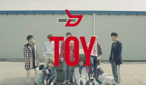 ♥ TOP 6 :: Block B 'Toy'  發表日:2016.04.11 總下載量:524,840 次