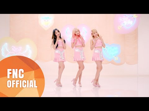 ★第13名 AOA CREAM〈I'm Jelly BABY〉 點擊數:58萬
