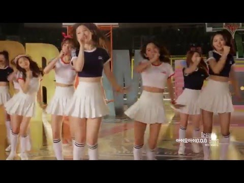 ★第3名 I.O.I〈Dream Girls〉 點擊數:118萬7千