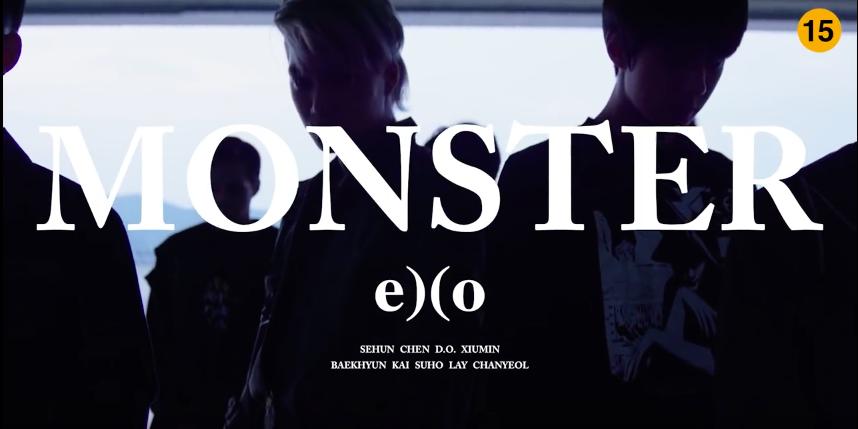 EXO 這次是以雙主打的形式呈現 除了有節奏感強烈的 MONSTER 外...  * 無法播放時,請直接按出處