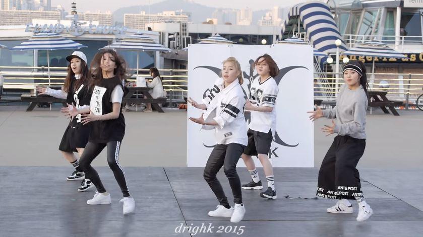 TheArk Dance Perform - CALL ME BABY (of EXO)  (無法播放時,請直接按出處)