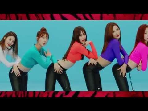 06.EXID:UP & DOWN【13週】2014年8月26日 EXID逆行神話的起源!從《Up & Down》之後創造了《Ah Yeah》、《Hot Pink》連三首歌在都得到音樂節目冠軍的紀錄!讓她們成為繼WG、少時、2NE1之後寫下驚人紀錄的女團