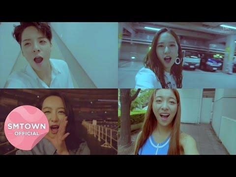 TOP10.f(x)<All Mine> 發行日:2016.07.22 Melon週榜最高名次:53