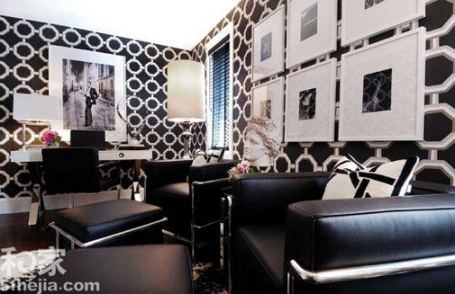2.裝飾藝術運動融入生活 利用大量的玻璃材質、具有光澤的布料、金屬漆和鏡面來營造 Art Deco 的居家風格。
